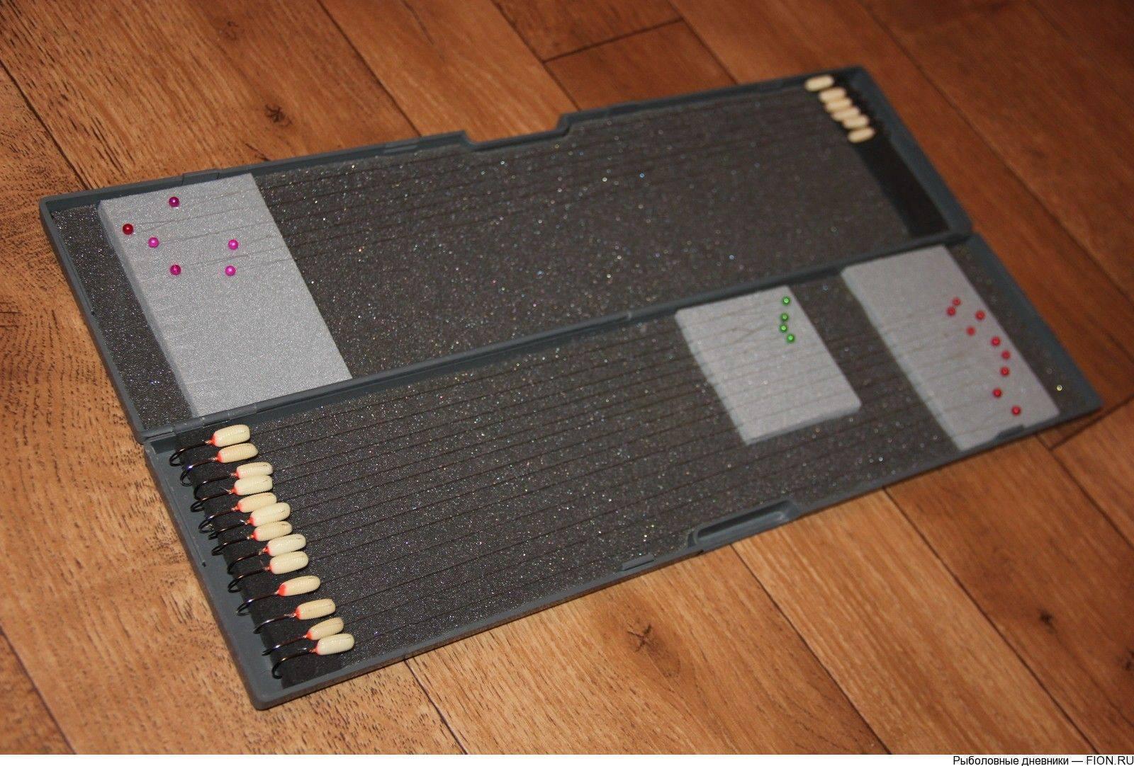 Коробка для блесен: самодельные ящики своими руками