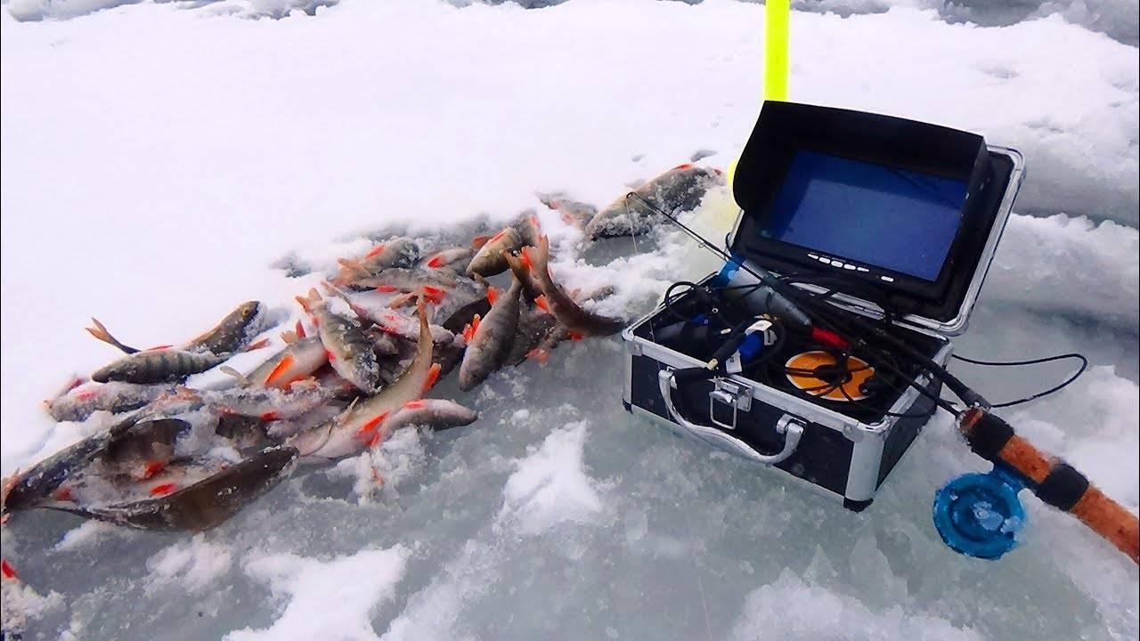 Снасти для  зимней подледной рыбалки