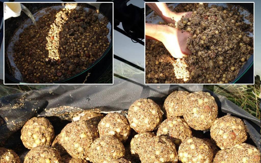 Прикормка для сазана: выбор компонентов, рецепты и приготовление