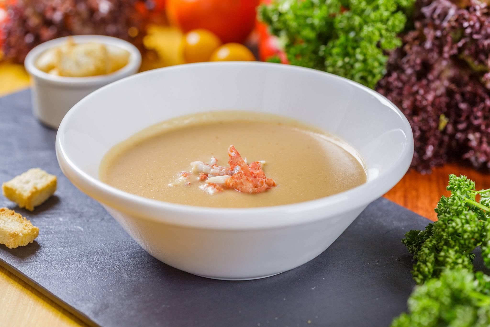 Раковый суп - 32 рецепта: суп   foodini