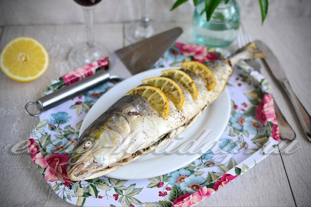 Рыба лакедра: простой пошаговый рецепт приготовления с фото