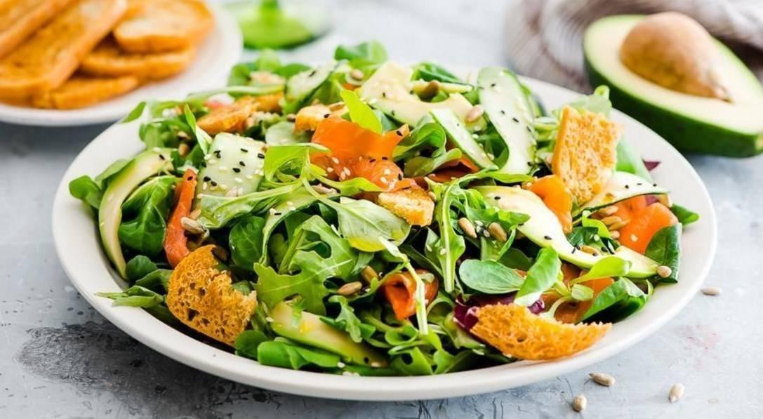 Салат с авокадо (более 100 рецептов с фото) - рецепты с фотографиями на поварёнок.ру