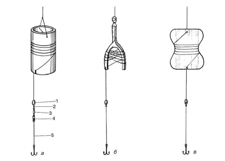 Техника ловли щуки на жерлицы и подготовка снасти зимой и летом