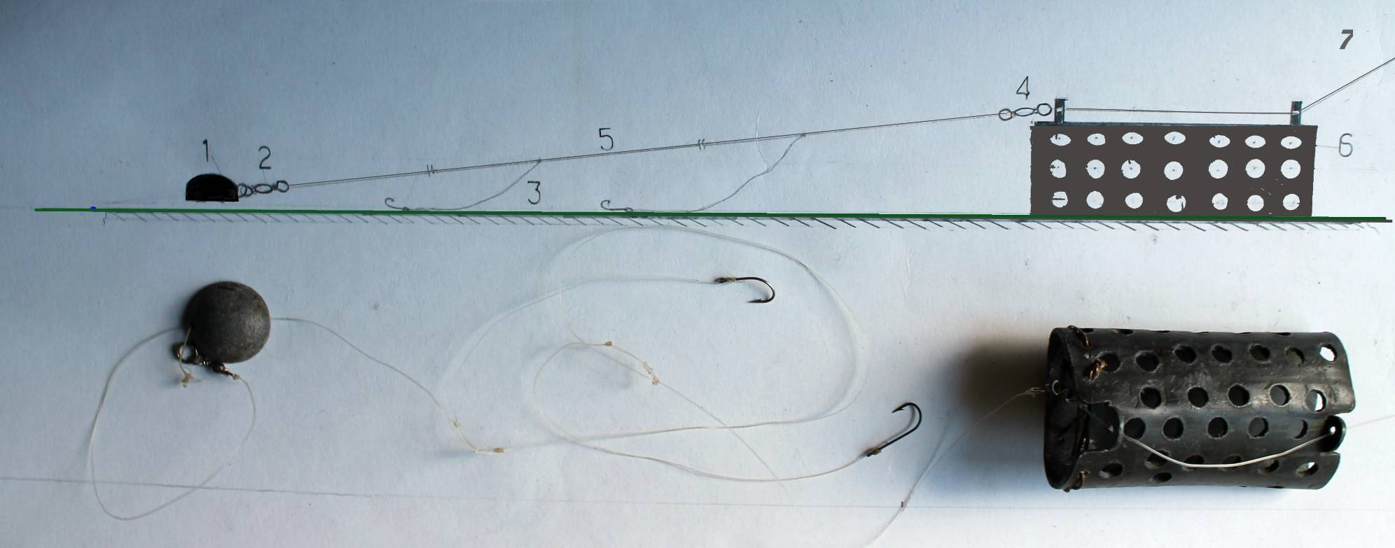 Рыболовная снасть кольцо своими руками - фото и видео