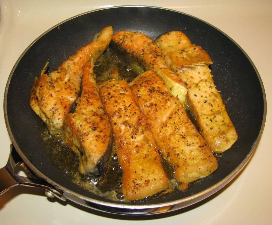 Рыба для жарки