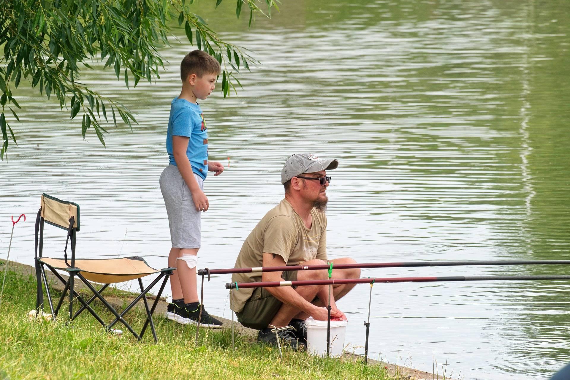 Лучшие места и базы для рыбалки в ленинградской области