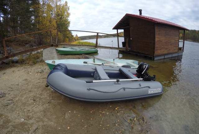 Лодки флагман: характеристики моделей и фото