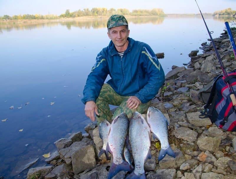 Рыбалка в удмуртской республике: лучшие места на карте