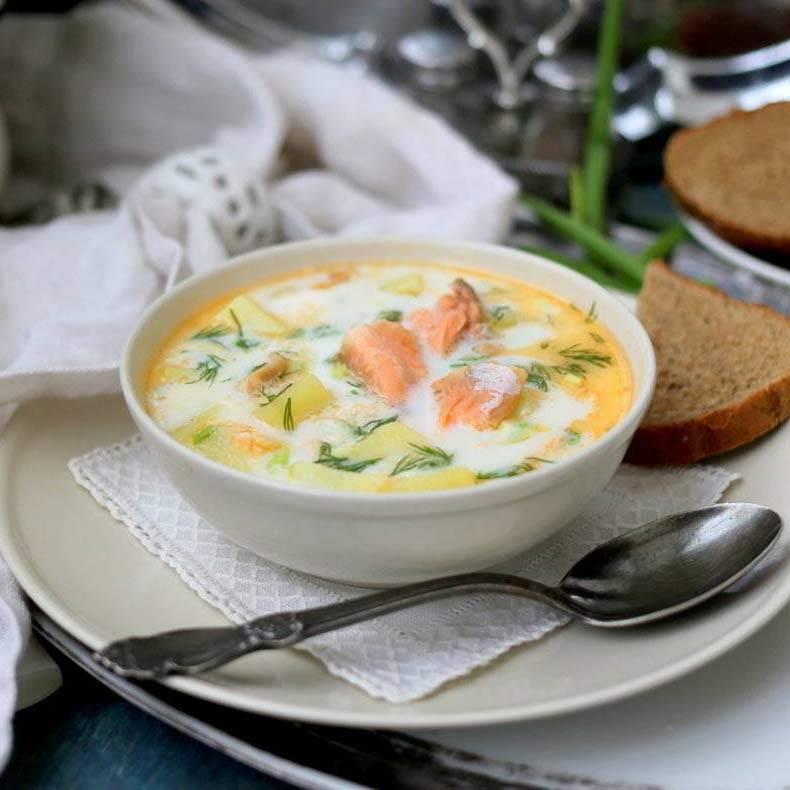 Супы из горбуши - проверенные рецепты. как правильно и вкусно приготовить суп из горбуши. - автор екатерина данилова - журнал женское мнение