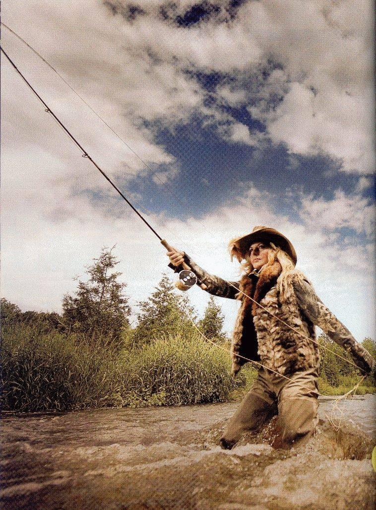 На реку с нахлыстом. разбираемся в тонкостях рыбалки – рыбалке.нет