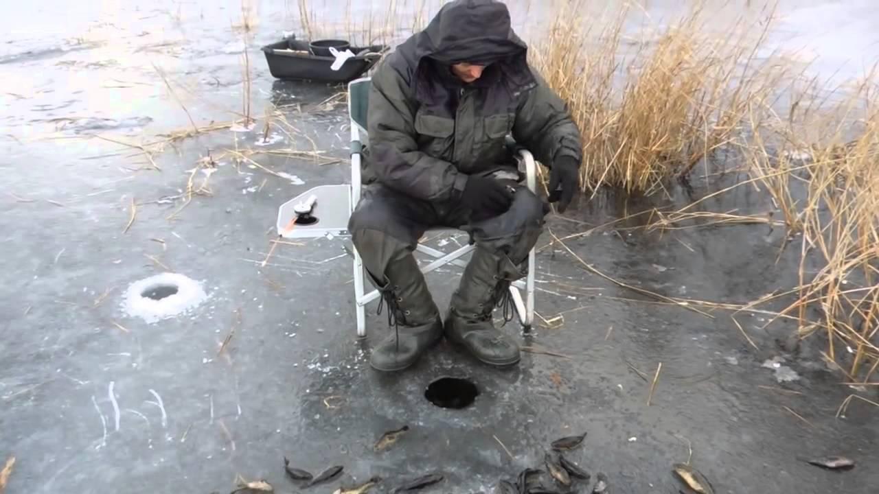 Особенности ловли ротана вразличных погодных условиях