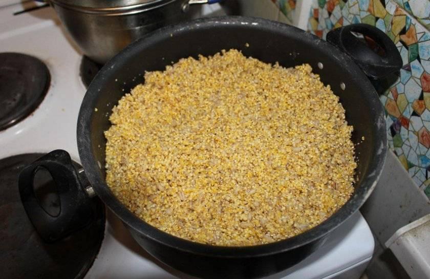 Салапинская каша для фидера – рецепт приготовления