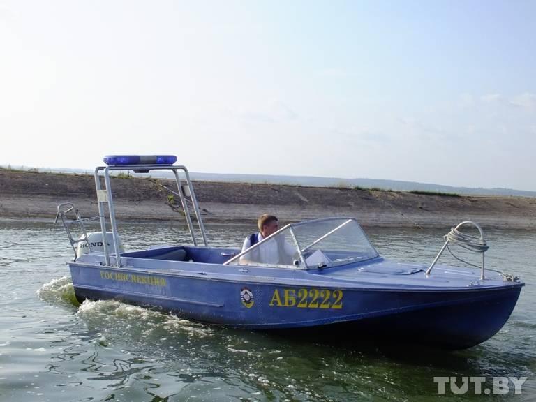 Как зарегистрировать моторную лодку в гимс