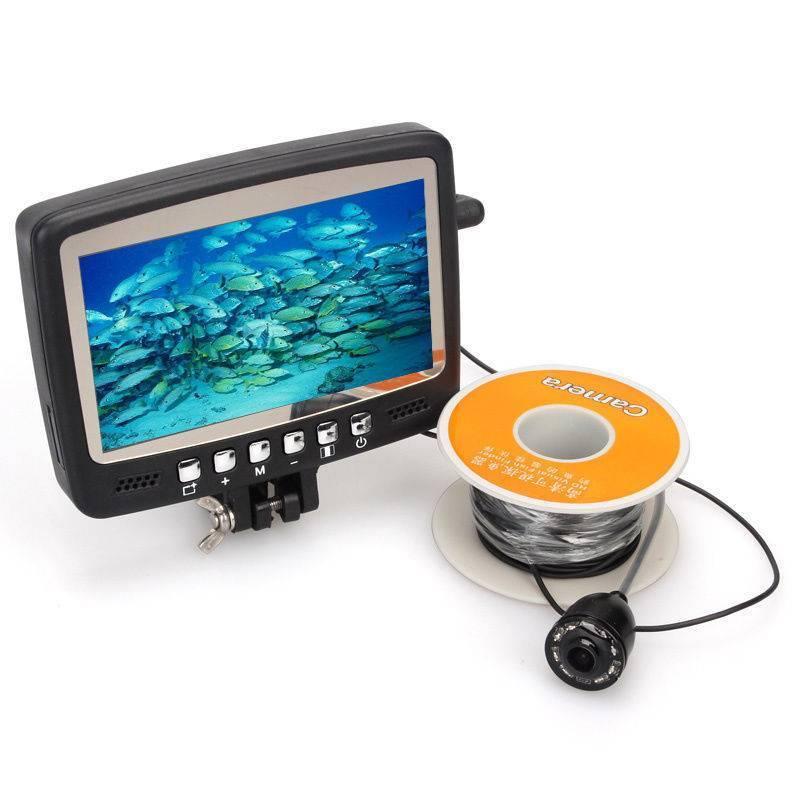 Обзор камер для подледной рыбалки — топ-8 лучших моделей