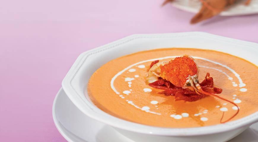 Суп с раками / супы из морепродуктов / tvcook: пошаговые рецепты с фото