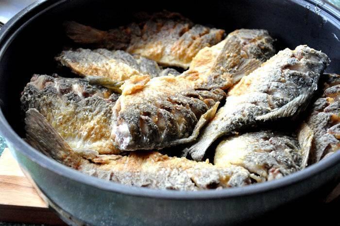 Карп в духовке со сметаной: рецепт приготовления с картофелем, с томатами