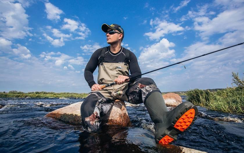 Что такое вейдерсы для рыбалки - цены, как выбрать дышащие костюмы и видео