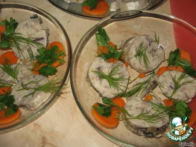 Заливное из щуки – 6 пошаговых  рецептов приготовления рыбного заливного