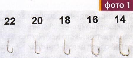 Крючки для ловли плотвы — размер, номер, выбор, размер крючка на плотву.