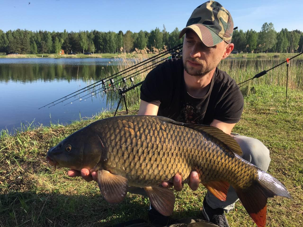 Рыбалка в московской области: лучшие места на карте топ-10