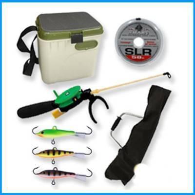 Снасти для зимней рыбалки: все необходимые принадлежности и приборы