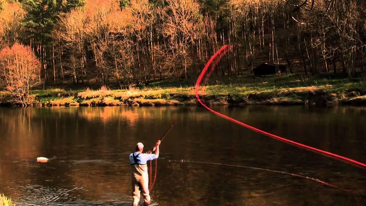 Ловля нахлыстом: основы для начинающих, что такое рыбалка на мушки?