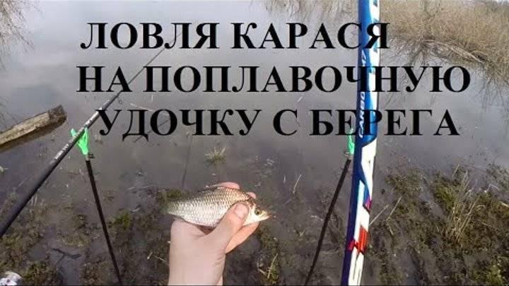 Ловля плотвы на поплавочную удочку летом весной осенью видео