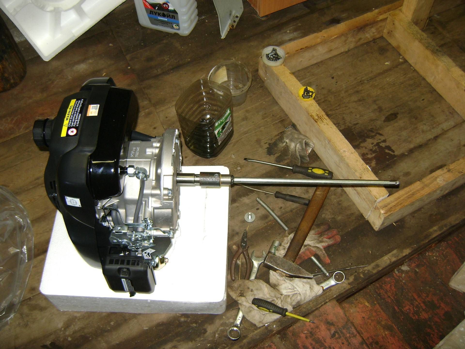 Неисправности и ремонт виброплиты