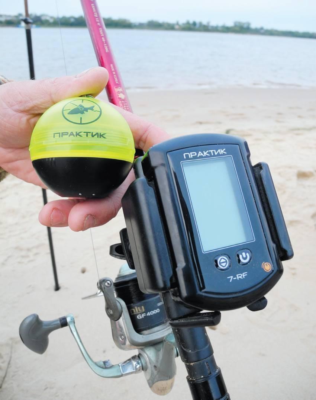 Как применять нарыбалке беспроводной эхолот