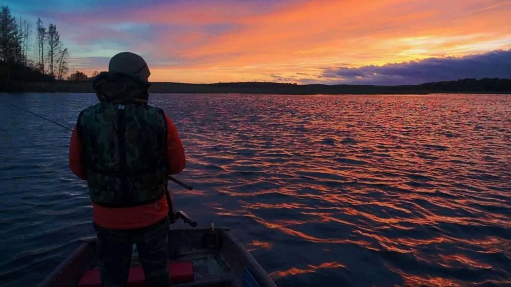 Рыбалка на вуоксе в 2018-2019 году