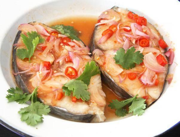 Рыба с кабачками по-домашнему (в мультиварке)