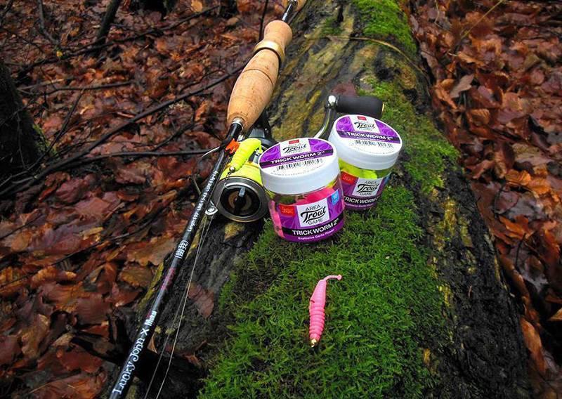 Ловля форели на спиннинг:как ловить и оснастить удилище правильно