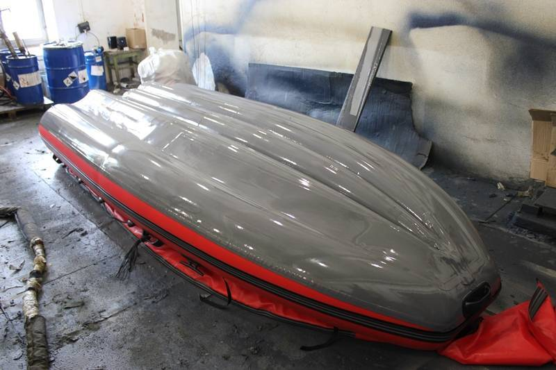 Окраска лодки необрастайкой: стоимость недорого [2020 г.]