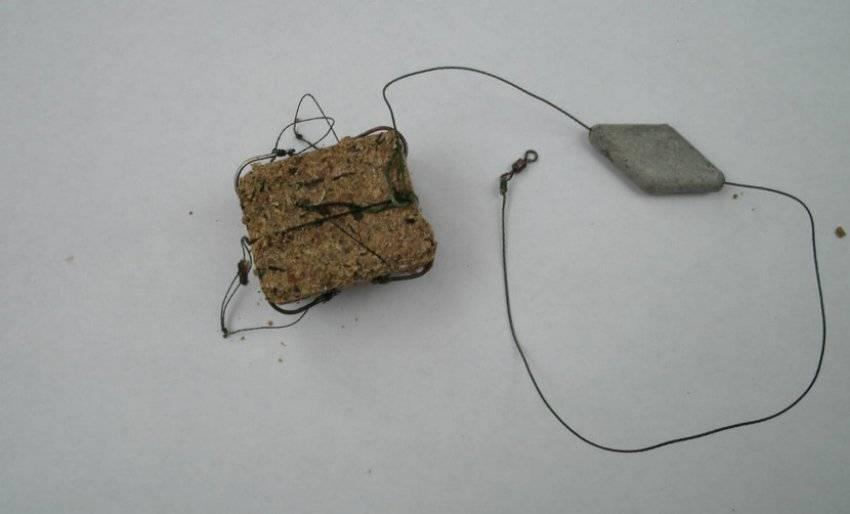 Использование макухи для ловли рыбы
