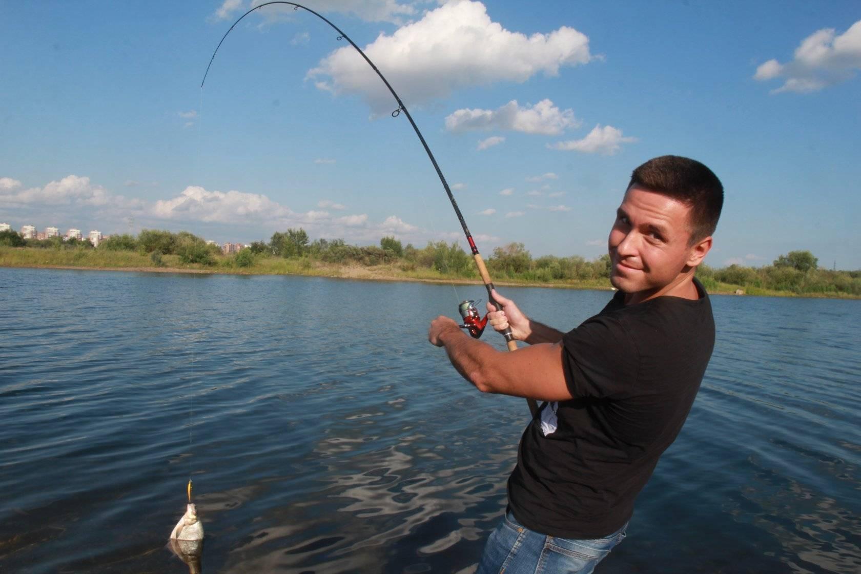 Особенности рыбалки в октябре