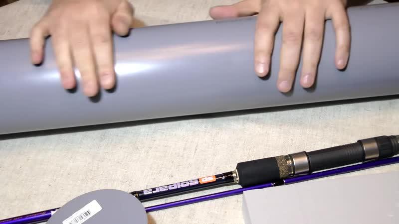 Тубус для спиннинга своими руками: особенности изготовления чехла для удочки