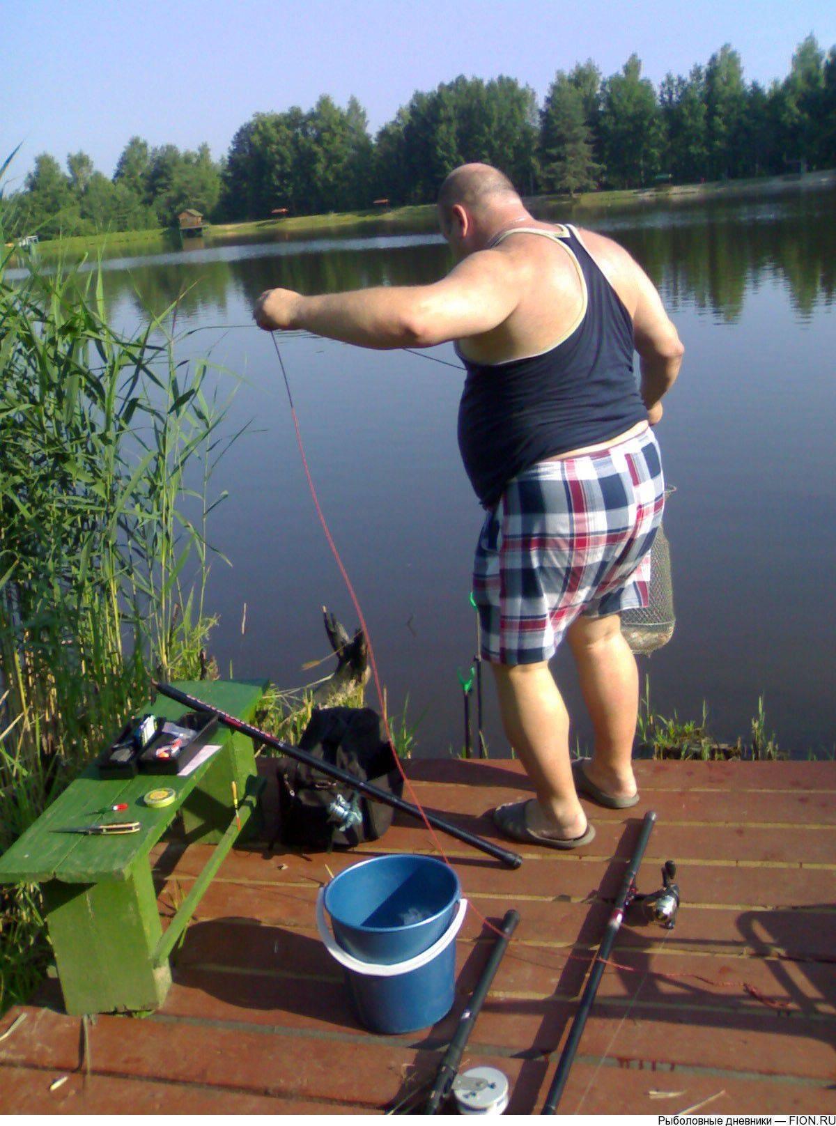 Клинский рыбхоз - описание водоемов, правила ловли, как проехать, отзывы рыбаков