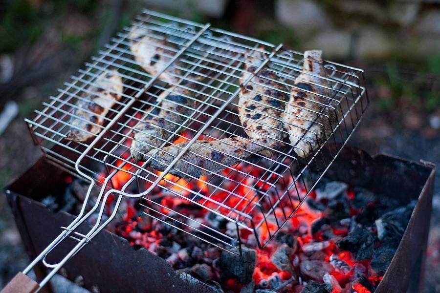 Маринад для красной рыбы: рецепты, как замариновать для шашлыка на решетке или мангале