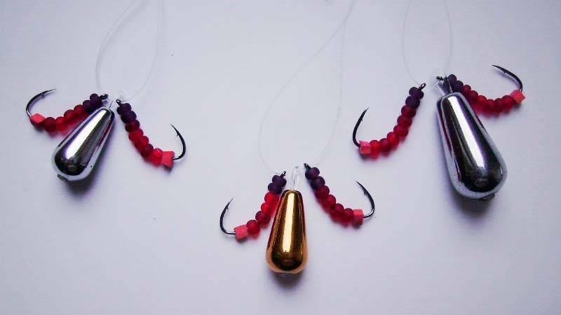 Ловля окуня на балду зимой: устройство, отзывы, изготовление
