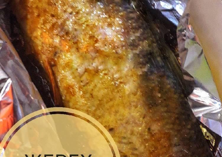 Рыба в фольге – 5 проверенных рецептов с фото