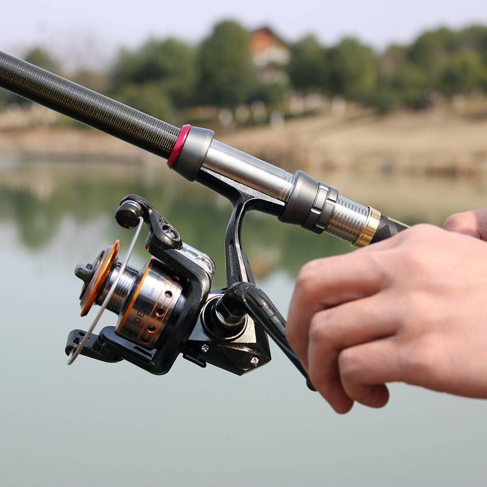 Как выбрать спиннинг для рыбалки: для начинающего, на окуня и щуку, на судака, для ловли хищника