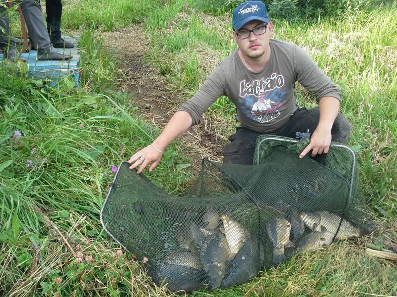 Рыбалка в красногорске