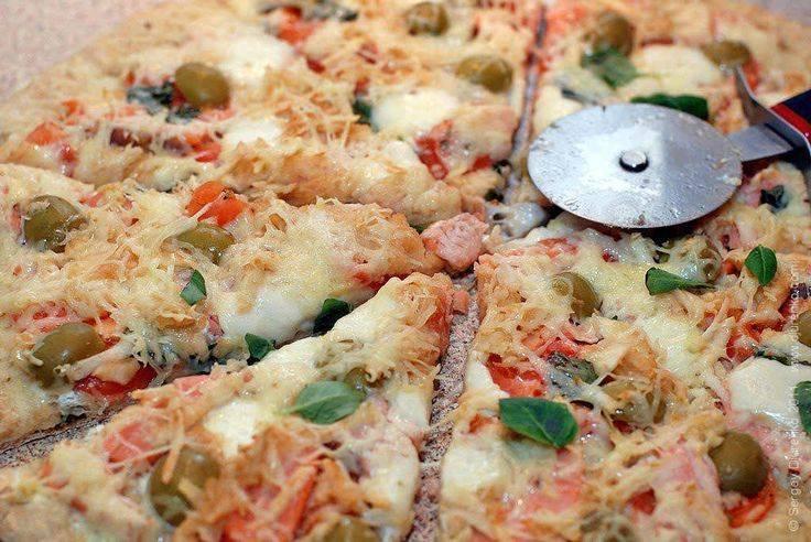 Рулеты с лососем и сливочным сыром