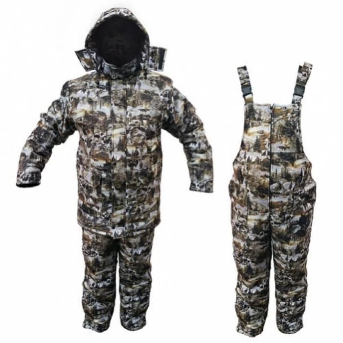 Топ 10 зимних рыболовных костюмов | экспресс-новости