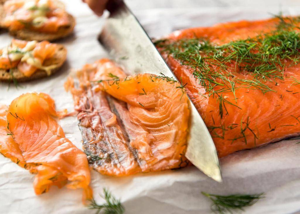 Горбуша: польза и вред красной рыбы