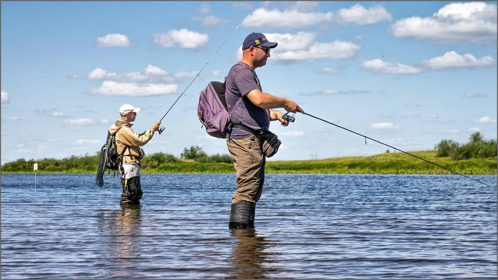 Kazanfirst - рейтинг мест для рыбалки