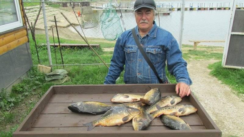 12 лучших рыболовных мест калужской области – рыбалке.нет