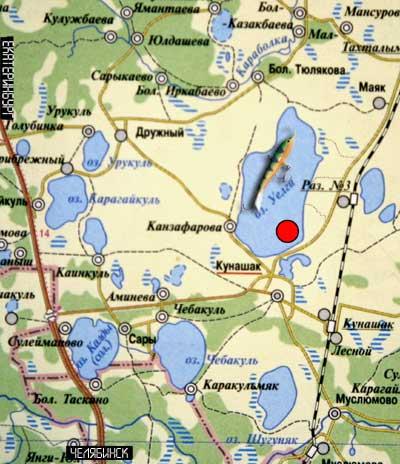 Рыбалка в челябинске и челябинской области