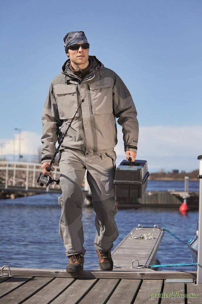 Костюм для рыбалки весна - про рыбалку