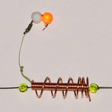 Как ловить карася на пенопластовые шарики